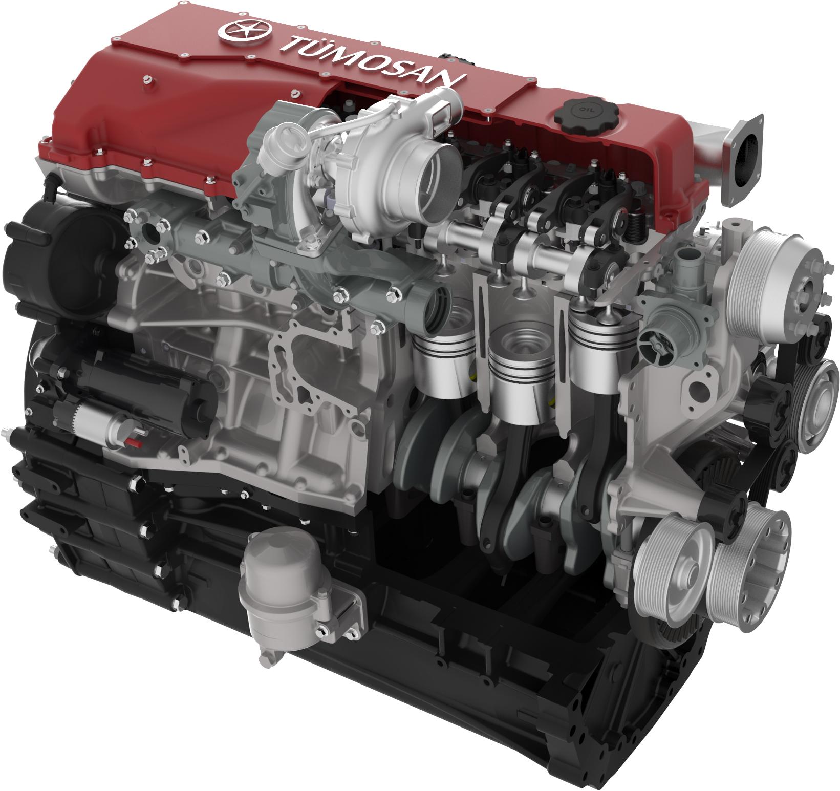 Dünyanın en güçlü motoru. Motor Üretimi